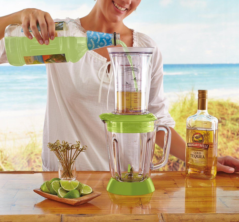 Margaritaville mixed drink machine plastic pitcher