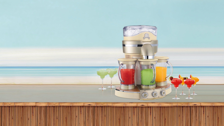 Tahiti frozen drink machine